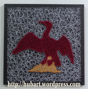 string-art-cormorant